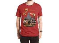 PIGEONZILLA omg! - mens-extra-soft-tee - small view