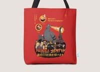 PIGEONZILLA omg! - tote-bag - small view