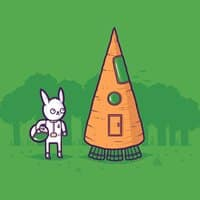 Carrot Rocket - small view