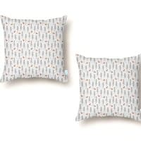 Woods Dwellers - throw-pillow - small view
