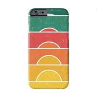 Yesterday is Redeemed at the Sunrise - perfect-fit-phone-case - small view