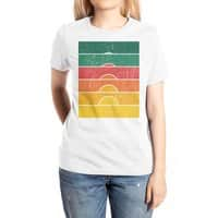 Yesterday is Redeemed at the Sunrise - womens-extra-soft-tee - small view