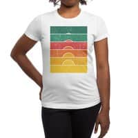 Yesterday is Redeemed at the Sunrise - womens-regular-tee - small view