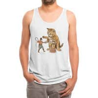 Training Day - mens-triblend-tank - small view