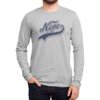 NOPE. - mens-long-sleeve-tee - small view