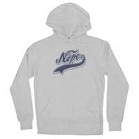 NOPE. - unisex-lightweight-pullover-hoody - small view