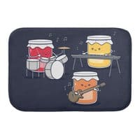 Jam Session - bath-mat - small view