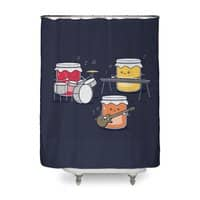 Jam Session - shower-curtain - small view