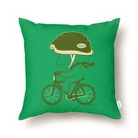 Safety First - throw-pillow - small view