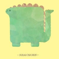 Squarosaurus - small view