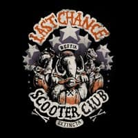 Last Chance Scooter Club - small view