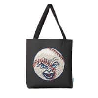 Angry Baseball - tote-bag - small view