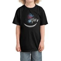 Space Ramp - kids-tee - small view