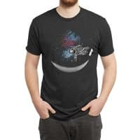 Space Ramp - mens-triblend-tee - small view