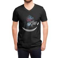 Space Ramp - vneck - small view