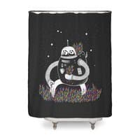 The Motive - shower-curtain - small view