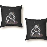 The Motive - throw-pillow - small view