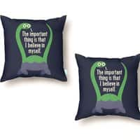 Myth Understood - throw-pillow - small view