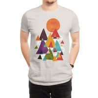 The Mountains are Calling - mens-regular-tee - small view