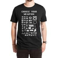 Choose Your Weapon: Gamers - mens-extra-soft-tee - small view