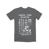 Choose Your Weapon: Gamers - mens-premium-tee - small view