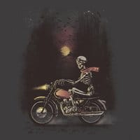 Death Rides in the Night - small view