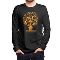 Tree Party - mens-long-sleeve-tee - small view