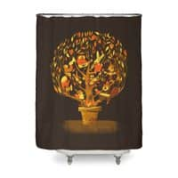 Tree Party - shower-curtain - small view