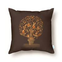 Tree Party - throw-pillow - small view
