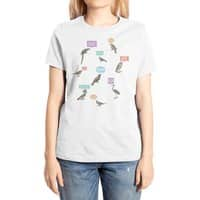 Fowl Language - womens-extra-soft-tee - small view