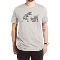 T-Rex Boxing - mens-extra-soft-tee - small view
