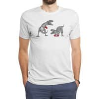 T-Rex Boxing - mens-triblend-tee - small view