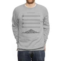 The Sound of Silence - crew-sweatshirt - small view