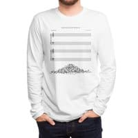 The Sound of Silence - mens-long-sleeve-tee - small view