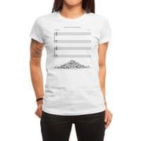 The Sound of Silence - womens-regular-tee - small view