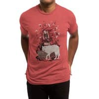 Jet Lag - mens-triblend-tee - small view