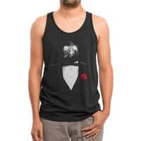 Penguin - mens-triblend-tank - small view
