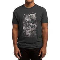 Sleep with the Gods - mens-triblend-tee - small view