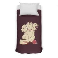 Satan's Little Helper - duvet-cover - small view