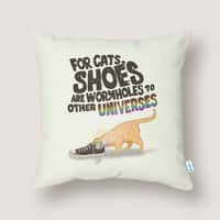 For Cats, Shoes are Wormholes to Other Universes - small view