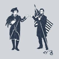 Fist Bump for Liberty - small view