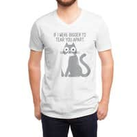 Purrfectly Honest - vneck - small view