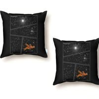 CO(S)MIC - throw-pillow - small view
