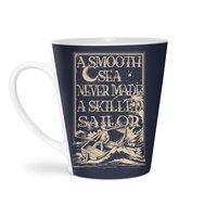A Smooth Sea - latte-mug - small view