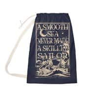 A Smooth Sea - laundry-bag - small view