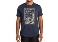 A Smooth Sea - mens-extra-soft-tee - small view
