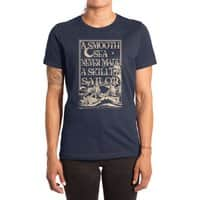 A Smooth Sea - womens-extra-soft-tee - small view