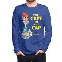The Capt. in the Cap - mens-long-sleeve-tee - small view