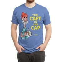 The Capt. in the Cap - mens-triblend-tee - small view