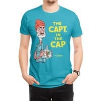 The Capt. in the Cap - mens-regular-tee - small view